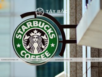 Biển vẫy Stabucks Coffee